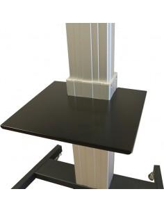 Newstar flat screen stand, shelf Newstar PLASMA-M2500LAPSHELF - 1