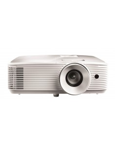 Optoma EH334 data projector Desktop 3600 ANSI lumens DLP 1080p (1920x1080) 3D White Optoma E1P1A0NWE1Z1 - 1