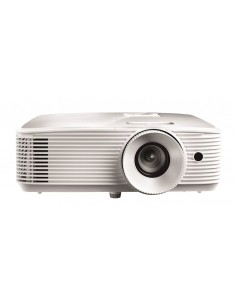 Optoma WU337 data projector Desktop 3600 ANSI lumens DLP WUXGA (1920x1200) 3D White Optoma E1P1A0SWE1Z2 - 1
