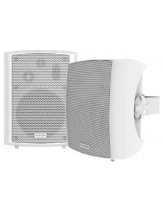 Vision SP-1800 högtalare 3-vägs Vit Kabel 50 W Vision SP-1800 - 1