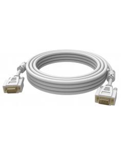 Vision 2x VGA 15-pin D-Sub, 10m cable (D-Sub) White Vision TC 10MVGAP - 1