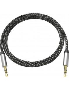 Vision TC 2M3.5MMP/HQ audiokaapeli 2 m 3.5mm Musta Vision TC 2M3.5MMP/HQ - 1