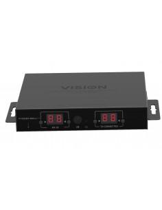 Vision TC-MATRIXRX AV-signaalin jatkaja AV-vastaanotin Musta Vision TC-MATRIXRX - 1