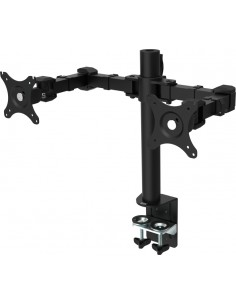 "Vision VFM-DPD monitor mount / stand 76.2 cm (30"") Clamp Black Vision VFM-DPD - 1"