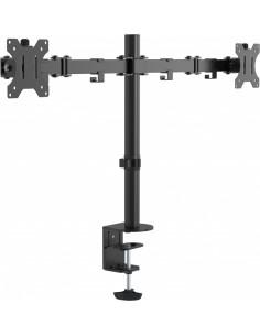 """Vision VFM-DPD2B monitorin kiinnike ja jalusta 41.9 cm (16.5"""") Puristin Musta Vision VFM-DPD2B - 1"""