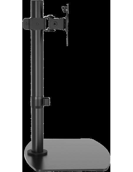 Vision VFM-DSB multimedialaitteiden kärry ja teline Musta Litteä paneeli Multimediateline Vision VFM-DSB - 2