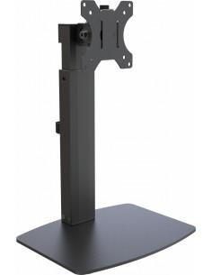 Vision VFM-DSG multimedialaitteiden kärry ja teline Musta Litteä paneeli Multimediateline Vision VFM-DSG - 1