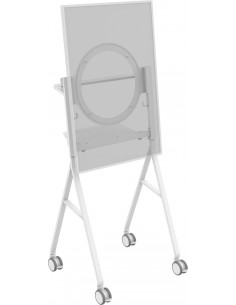 """Vision VFM-F10/HB fäste för skyltningsskärm 139.7 cm (55"""") Vit Vision VFM-F10/HB - 1"""