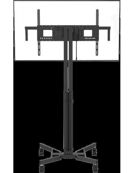 """Vision VFM-F30 monitorin kiinnike ja jalusta 2.29 m (90"""") Musta Vision VFM-F30 - 2"""