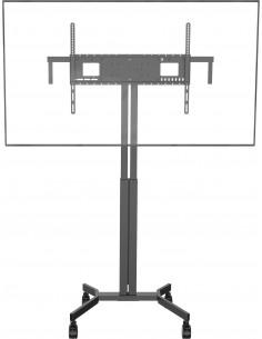 "Vision VFM-F30/WXL monitorin kiinnike ja jalusta 2.29 m (90"") Musta Vision VFM-F30/WXL - 1"