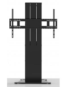 Vision VFM-F40/FP fäste och ställ till bildskärm Svart Vision VFM-F40/FP - 1