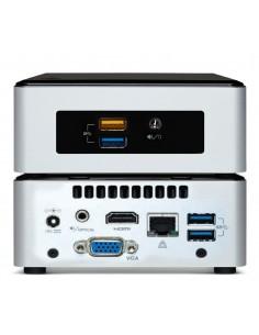 Vision Celeron VMP digitala mediaspelare Svart, Silver Full HD 120 GB 7.1 kanaler 3840 x 2160 pixlar Vision VMP-CE3050/2/120 - 1