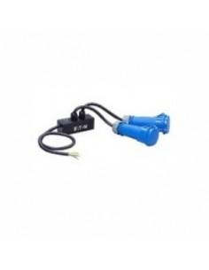 Eaton CBL2OUT32 strömkablar Svart 0.75 m IEC 309 Eaton CBL2OUT32 - 1