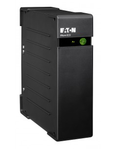 Eaton Ellipse ECO 650 IEC Vänteläge (offline) VA 400 W 4 AC-utgångar Eaton EL650IEC - 1