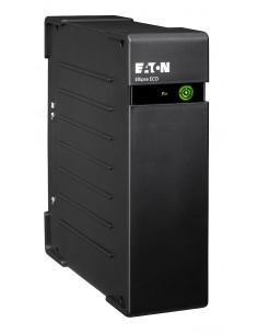 Eaton Ellipse ECO 650 USB IEC Valmiustila (ilman yhteyttä) VA 400 W 4 AC-pistorasia(a) Eaton EL650USBIEC - 1