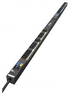 Eaton ESWB20 tehonjakeluyksikkö 24 AC-pistorasia(a) 0U Musta Eaton ESWB20 - 1