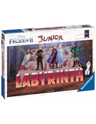 Ravensburger Frozen 2 Junior Labyrinth Children Family board game Ravensburger 20416 8 - 1