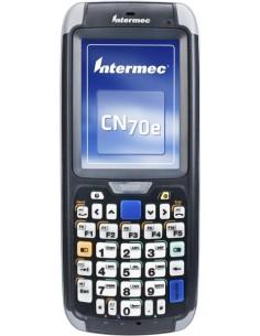 "Intermec CN70e mobiilitietokone 8.89 cm (3.5"") 480 x 640 pikseliä Kosketusnäyttö 491 g Musta Intermec CN70EN7KD02W1R00 - 1"