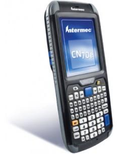 "Intermec CN70e mobiilitietokone 8.89 cm (3.5"") 480 x 640 pikseliä Kosketusnäyttö 491 g Musta Intermec CN70EQ6KN00W1100 - 1"