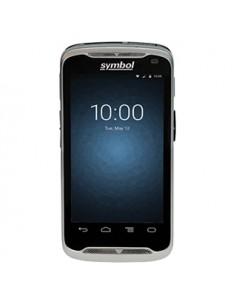 "Zebra TC55 handheld mobile computer 10.9 cm (4.3"") 800 x 480 pixels Touchscreen 220 g Black, Silver Zebra TC55BH-H011ES-NS - 1"