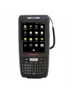 "Honeywell Dolphin 7800 handheld mobile computer 8.89 cm (3.5"") Touchscreen Black Honeywell 7800L0Q-0C643XEH - 1"