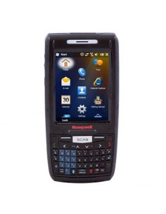 "Honeywell Dolphin 7800 RFID-handdatorer 8.89 cm (3.5"") 640 x 480 pixlar Pekskärm 324 g Svart Honeywell 7800LWN-GC111XE - 1"