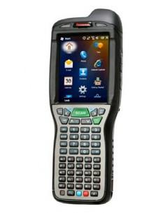 """Honeywell Dolphin 99EX mobiilitietokone 9.4 cm (3.7"""") 480 x 640 pikseliä Kosketusnäyttö 581 g Musta, Harmaa Honeywell 99EXLW1-GC"""