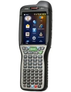 "Honeywell Dolphin 99EX RFID-handdatorer 8.89 cm (3.5"") 480 x 640 pixlar Pekskärm 505 g Svart, Grå Honeywell 99EXLW3-GC211XE - 1"