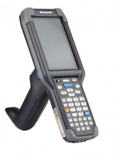 "Honeywell CK65 mobiilitietokone 10.2 cm (4"") 480 x 800 pikseliä Kosketusnäyttö 498 g Musta Honeywell CK65-L0N-D8C214E - 1"