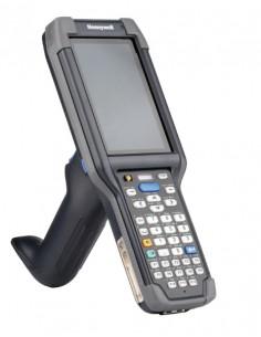 "Honeywell CK65 mobiilitietokone 10.2 cm (4"") 480 x 800 pikseliä Kosketusnäyttö 498 g Musta Honeywell CK65-L0N-DSC110E - 1"
