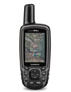 "Garmin GPSMAP 64st navigator Handheld 6.6 cm (2.6"") TFT 260.1 g Black Garmin 010-01199-21 - 1"