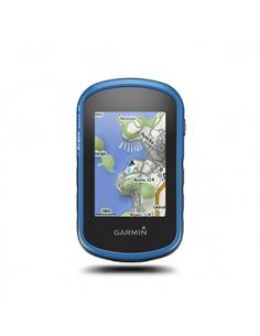 """Garmin eTrex Touch 25 navigaattori Kannettava 6.6 cm (2.6"""") TFT Kosketusnäyttö 159 g Musta, Sininen Garmin 010-01325-01 - 1"""