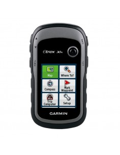 Garmin eTrex 30x GPS-spårare Personal 3.7 GB Svart Garmin 010-01508-14 - 1