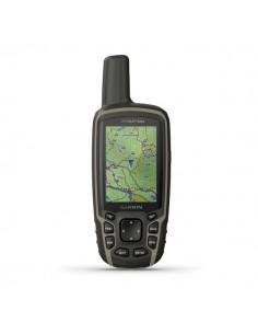 Garmin GPSMAP 64sx GPS-jäljitin Henkilökohtainen 8 GB Musta, Vihreä Garmin 010-02258-11 - 1