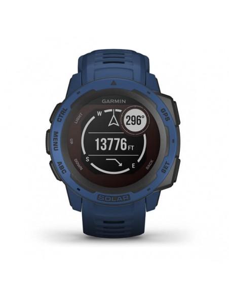 Garmin Instinct Solar MIP Blue GPS (satellite) Garmin 010-02293-01 - 7