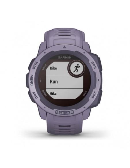 Garmin Instinct Solar MIP Purple GPS (satellite) Garmin 010-02293-02 - 4
