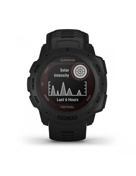 Garmin Instinct Solar Tactical Edition MIP Black GPS (satellite) Garmin 010-02293-03 - 2
