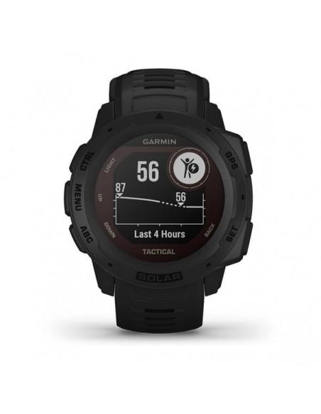 Garmin Instinct Solar Tactical Edition MIP Black GPS (satellite) Garmin 010-02293-03 - 8