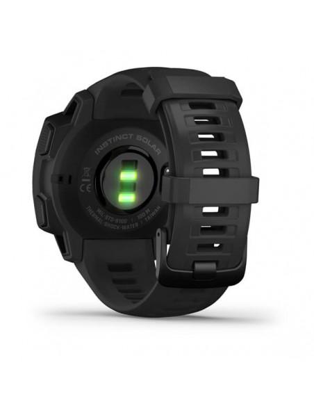 Garmin Instinct Solar Tactical Edition MIP Black GPS (satellite) Garmin 010-02293-03 - 9