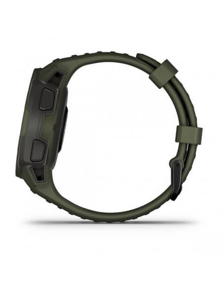 Garmin Instinct Solar Tactical Edition MIP Vihreä GPS (satelliitti) Garmin 010-02293-04 - 10