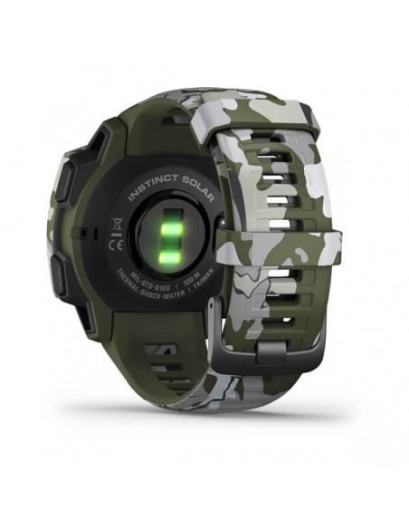 Garmin Instinct Solar Camo Edition MIP Kamouflage GPS Garmin 010-02293-06 - 9