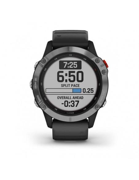 """Garmin FENIX 6 3.3 cm (1.3"""") MIP Silver GPS (satellite) Garmin 010-02410-00 - 4"""