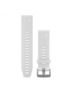 Garmin QuickFit 20 Ranneke Valkoinen Silikoni Garmin 010-12739-01 - 1