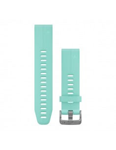 Garmin QuickFit 20 Ranneke Sininen Silikoni Garmin 010-12739-04 - 1