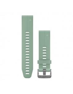 Garmin QuickFit 20 Ranneke Mintunvärinen Silikoni Garmin 010-12739-06 - 1