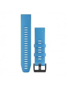 Garmin QuickFit 22 Yhtye Sininen Silikoni Garmin 010-12740-03 - 1