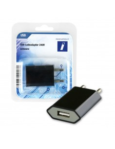 Innovation IT 2 501215 PHONE mobile device charger Black Indoor Innovation It 2 501215 PHONE - 1