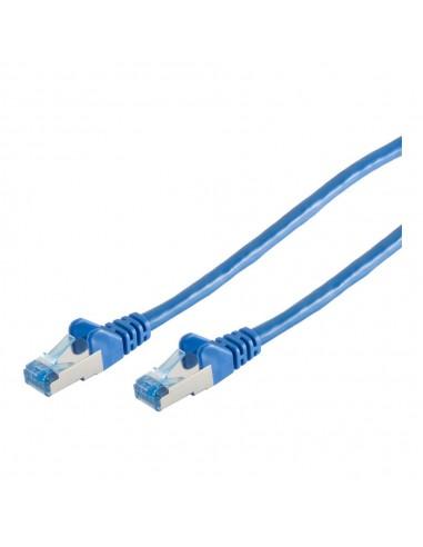 Innovation IT 205869 verkkokaapeli Sininen 0.25 m Cat6a S/FTP (S-STP) Innovation It 205869 - 1