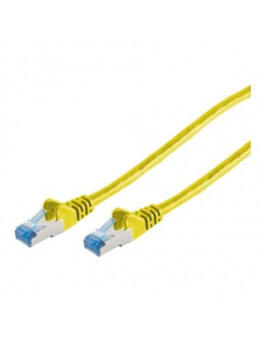 Innovation IT 205881 verkkokaapeli Keltainen 1 m Cat6a S/FTP (S-STP) Innovation It 205881 - 1