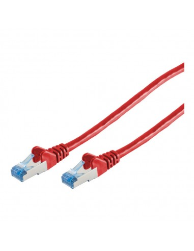 Innovation IT 205884 verkkokaapeli Punainen 1 m Cat6a S/FTP (S-STP) Innovation It 205884 - 1